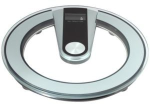 Glass Bathroom Body Weighting Scale pictures & photos