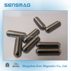 Screw Thread AlNiCo Magnets Pickup Magnets pictures & photos