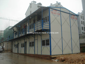 Steel Structure Prefab House/Prefabricated Steel Structure House pictures & photos