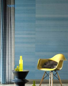 Colorful Decorative Pure Silk Wallpaper Clic Paper Back Fabric Wallcoverings For Household And Projects