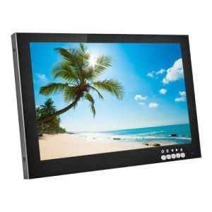 10 Inch IPS Screen LCD Monitor Portable CCTV Test Monitor pictures & photos