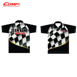 62fb19ab China Custom Racing Jersey, Sublimation Racing Shirts with ...