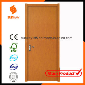 Wooden Main Door Design with Competitive Price pictures & photos