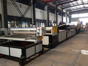 PP Hollow Sheet Making Machine From China pictures & photos