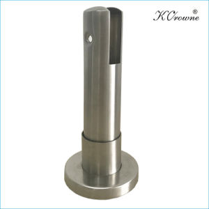 New Product 304 Stainless Steel Toilet Cubicle Partition Hardware Support Leg