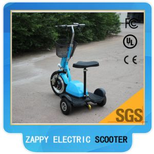 2016 Cheap Smart Drifting Scooter Folding 3 Wheel Electric Scooter for Adult pictures & photos