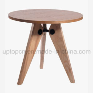 Leisure Solid Plyood Restaurant Round Table (SP-GT182) pictures & photos