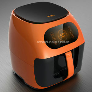 LCD Display Large Capacity Electrical Air Fryer Without Oil (HB-808) pictures & photos