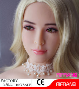 158cm Solid Silicone Sex Doll Lifelike Love Doll for Male Masturbation pictures & photos