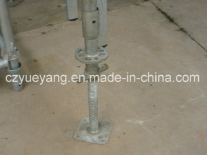 Ringlock Scaffolding System for Base Collar with Top Quality pictures & photos
