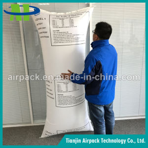White PP Woven Dunnage Air Bag Protective PP Woven Buffer Bag pictures & photos