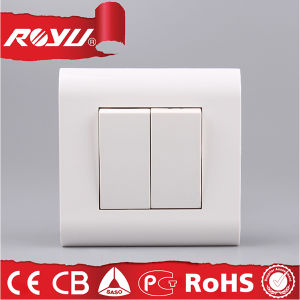 Custom Multi Gang Different Types of Electrical Wall Switches pictures & photos