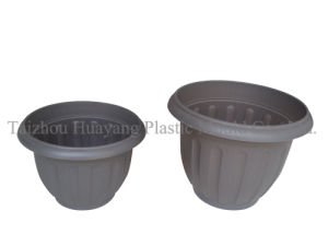 Plastic Flowerpot Mould Injection Mould (HY151) pictures & photos