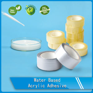 Water Based Adhesive for BOPP Type Film