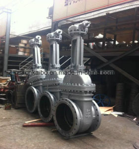 API Gate Valve with Gear