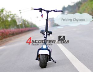 Yongkang Cheap Price Woqu off Road Electric Scooter pictures & photos