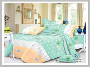 China Factory Wholesale Products Printed Bed Sheets