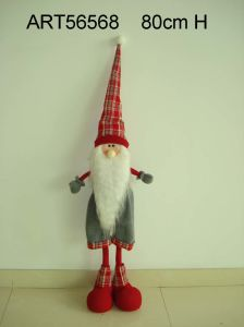 65cm H Standing Santa-Christmas Decoration Gift pictures & photos