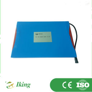 Deep Cycle Battery for Solar Power Systems LiFePO4 26650 12V 40ah Battery for Solar Street Light Battery