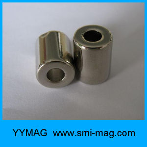 Super Sintered Hollow Neodymium Magnet Ring for Sale pictures & photos
