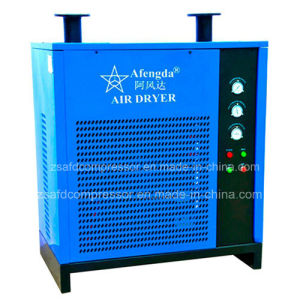 150HP High Temperature Wind Cooling Freeze Air Dryer