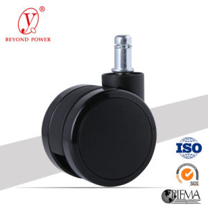 PVC 60mm Office Chair Caster for Furniture Castor Caster Wheel pictures & photos