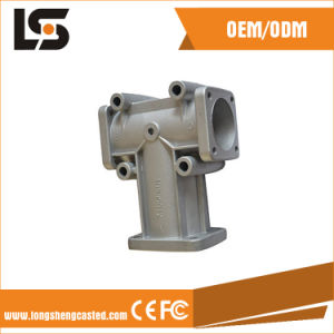 Customized Die-Cast Aluminum Manufacturer Auto Spray Finish
