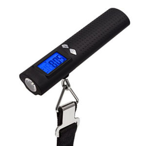 Power Bank LED Torch Digital Luggage Scale pictures & photos