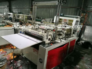 Bottom Sealing Shopping Bag Cold Cutting Machine (LQ-1000) pictures & photos