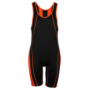 Digital Custom Men/Youth Sublimation Wrestling Singlets