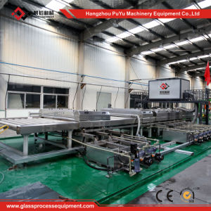 Horizontal Glass Washer for Automotive Glass pictures & photos