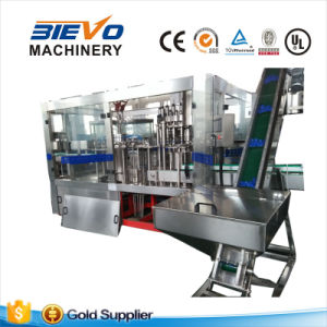 Automatic Drinking Water Bottling Plant/Mineral Water Bottling Production Line Machinery pictures & photos