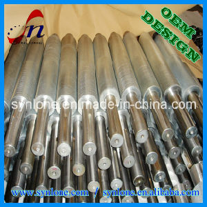 Forging and Machining Knurling Shaft pictures & photos