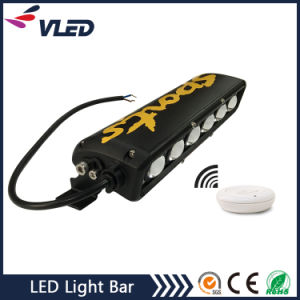 High Quality Single Row LED Light Bar, DIY LED Driving Light Bar 4X4 Pictures