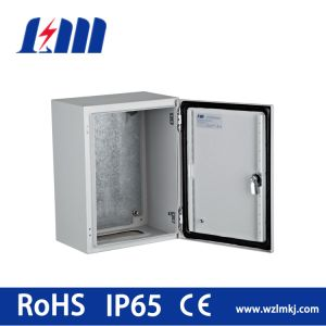 Metal Enclosure with Galvanized Mounting Plate