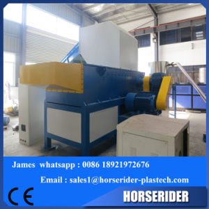 Single Shaft Shredder Machine pictures & photos