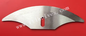 Curved Industrial Razor Blade pictures & photos