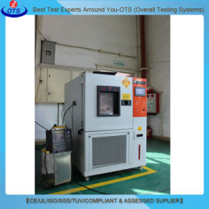 Lab Equipment Environmental Test Chamber with Temperature Humidity Testing pictures & photos