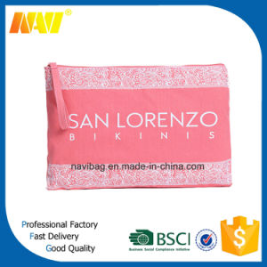 China Professional Bag Factory Produce Canvas Cosmetic Bag Tas Kosmetik Murah