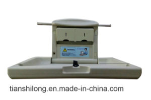 Top Quality New Wall Mounted Design Folding Baby Changing Table Station