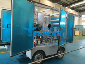 3000L Per Hour Insulation Oil Purify Plant with Trailer pictures & photos