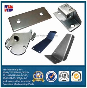 Carbon Steel Punching Machinery Part for Electronic Devices pictures & photos