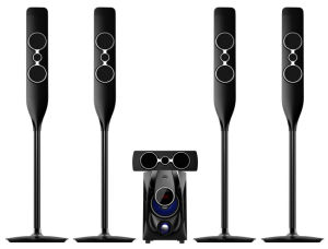 5 1channel Home Theater Speaker System Multimedia Active Audio
