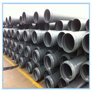 250*9.6mm 1.0MPa Water Supply UPVC Water Pipe pictures & photos