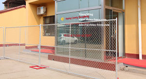 Galvanized Fence Chain Link Fencing Prices Metal Fence Panels pictures & photos
