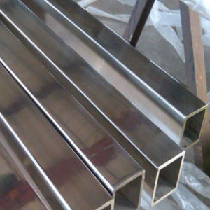 Stainless Steel Seamless Pipe (round, square, rectangular, profiled) pictures & photos