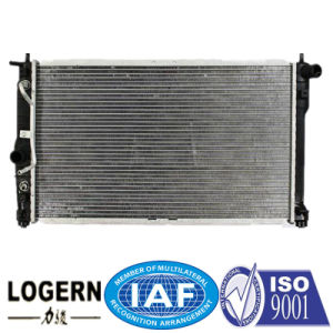 China Dw-002 Mechanical Auto Radiator for Daewoo Lanos′99-02 at Dpi