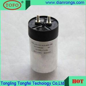 Round DC Capacitor Resin Filling pictures & photos
