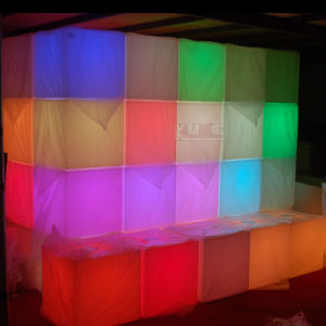 Cube LED Arduino LED Cube 50cm Cube LED Light pictures & photos