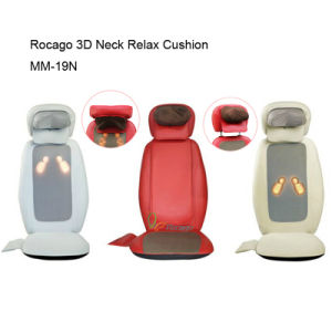 Deep Kneading Massage Cushion Used for Neck Back Massage pictures & photos